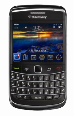 Blackberry Bold 9700 unlock code