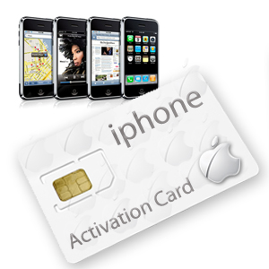 iPhone Activation SIM for iPhone 4