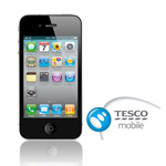 Unlock iPhone 4 Tesco UK
